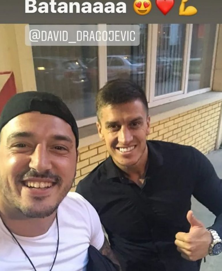 Lazar Jeremić i David Dragojević