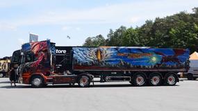 "Scania ""Smoczyca"" - grunt to fantazja (Master Truck 2015)"