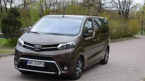 Toyota Proace Verso – samochód dużej rodziny | Test długodystansowy (cz. 1)