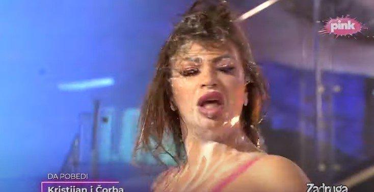 Miljana Kulić PREŠLA IGRICU! Nadmašila sebe performansom, a žiri KRAJNJE ZGRANUT! (VIDEO)