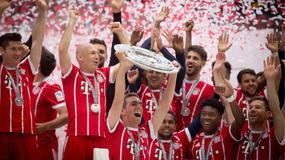 877 goli, 98 jedenastek i 10 poprzeczek Lewandowskiego - najważniejsze liczby sezonu 2016/17