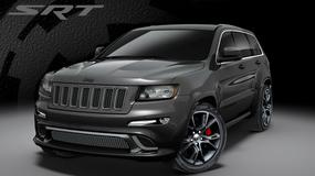 Jeep Grand Cherokee SRT8 Vapor i Alpine