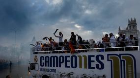 VELIKO SLAVLJE Madrid na nogama zbog Realove titule u Ligi šampiona /FOTO/ /VIDEO/