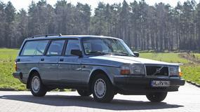 Volvo 240 - prawdziwy twardziel na lata