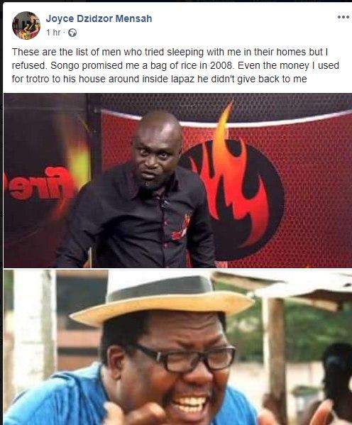 Sluts in Songo
