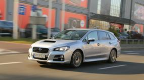 Subaru Levorg – Wlot na masce zobowiązuje