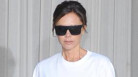 Victoria Beckham to ikona mody. Tylko ona mogła tak świetnie prezentować się w tym wydaniu