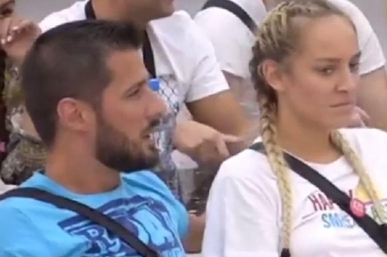 """Ja sam zvezda, ja sam Luna Đogani"": Marko žestoko spustio devojku nakon ovih njenih reči! (VIDEO)"