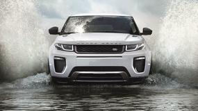 Odmłodzony Range Rover Evoque MY16