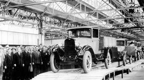 104 lata temu ruszyła pierwsza ruchoma linia produkcyjna Forda