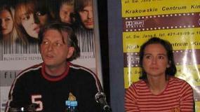 Konferencja z Anną Przybylską