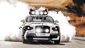 To najmocniejszy Rolls-Royce Wraith na świecie. Ma aż 810 KM