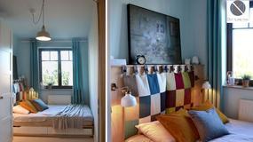 Jak ciekawie urządzić (najmniejszą nawet) sypialnię - siedem pomysłów