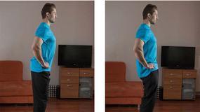 6 prostych ćwiczeń, które zbawiennie wpłyną na kręgosłup