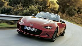 Mazda MX-5 - Klasyk przyszłości