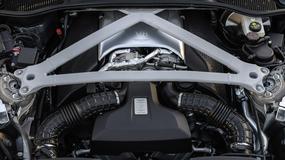 Aston Martin DB11 z silnikiem V8 AMG