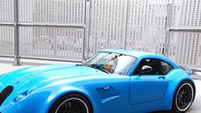 IAA Frankfurt 2007: Wiesmann GT MF5 – coupe z silnikiem BMW M5
