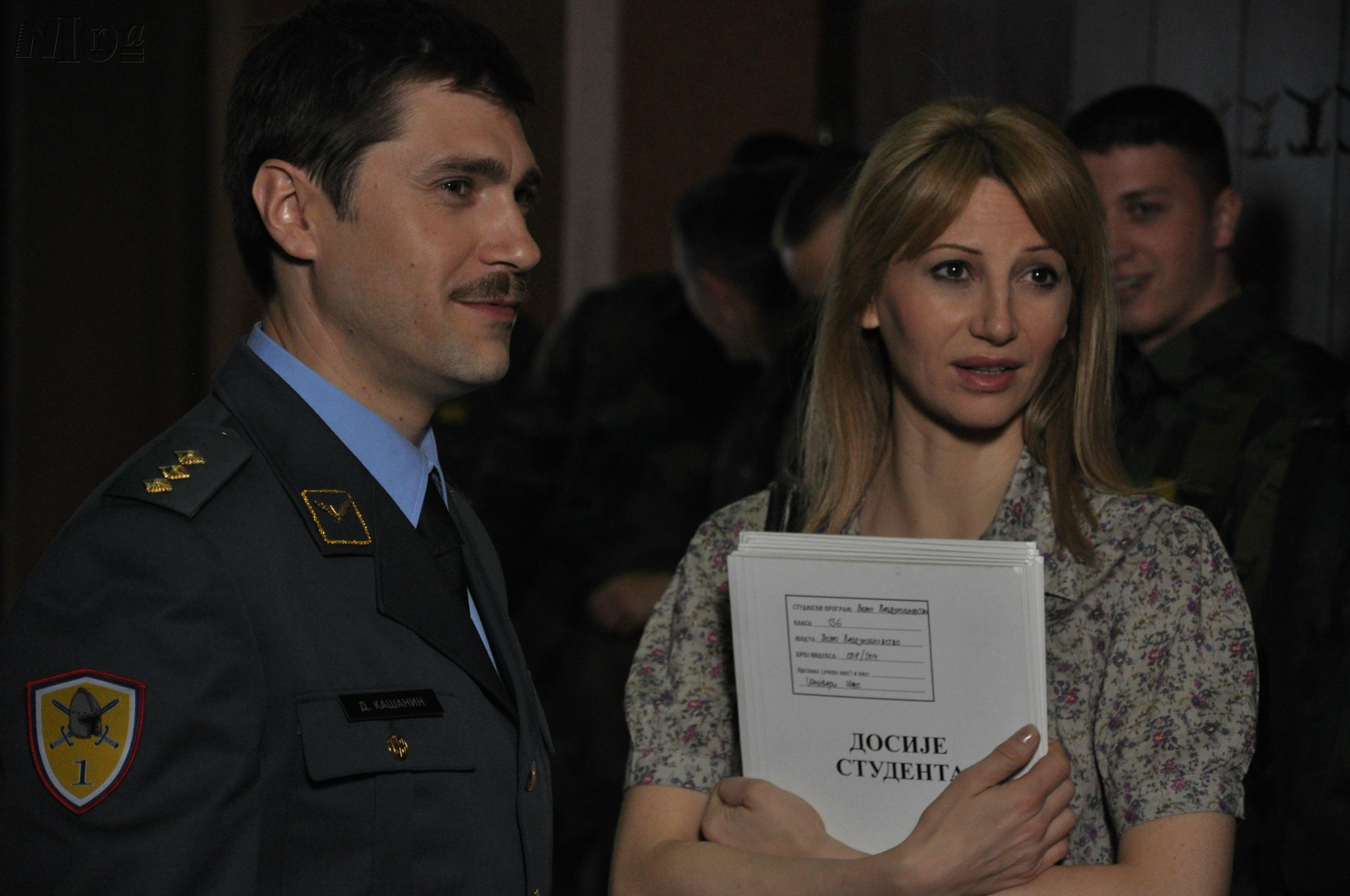 Glumac Nebojša Milovanović postao otac