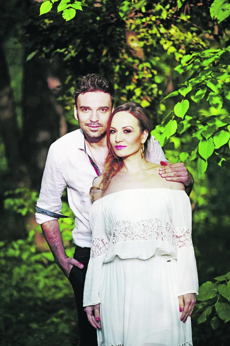 Ivan Bosiljčić i Jelena Tomašević