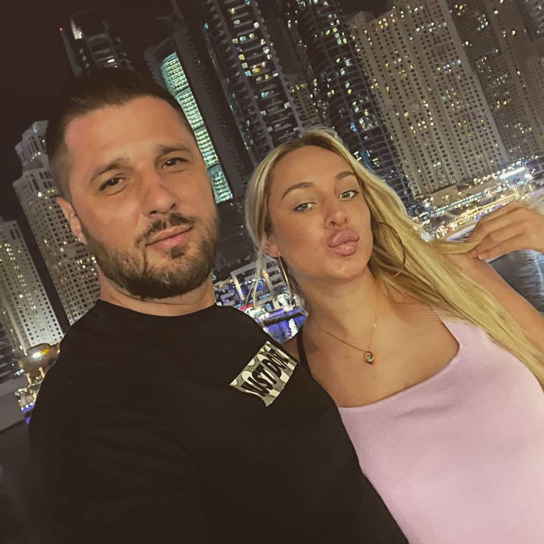 Instagram se ljulja: Luna Đogani se OBUKLA KAO Marko Miljković!