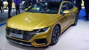 Volkswagen Arteon – powyżej Passata