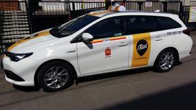 Kierowca iTaxi ma na imię Piotr i jeździ srebrnym Fordem (raport)