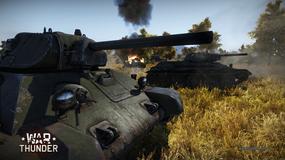 Najlepsze gry online - War Thunder