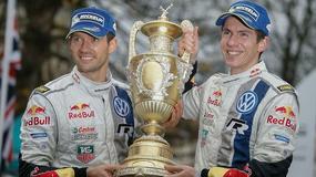 Wales Rally GB 2014: Kubica na mecie, Ogier w koronie