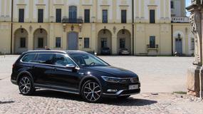 Volkswagen Passat Alltrack - płać i szpanuj na... asfalcie