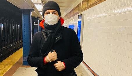 Ispovest srpskog glumca iz žarišta pandemije u Njujorku: Prijatelji mu zaraženi, ne izlazi iz kuće, a onda progovorio o Limi s kojom se svakodnevno čuje! VIDEO