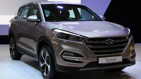 Hyundai Tucson (Motor Show Poznań 2015)
