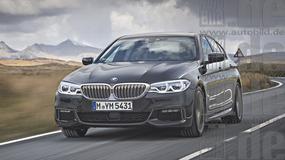 Nowe BMW serii 5 - poręczne jak trójka,dostojne jak siódemka