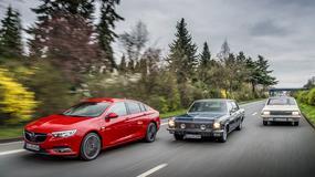 Bodensee Klassik 2017: sześć reprezentacyjnych modeli Opla