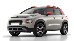 Citroën C3 Aircross – metamorfoza