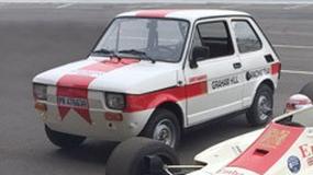 Fiat 126 z F1 na aukcji