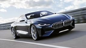Oficjalne zdjęcia BMW serii 8