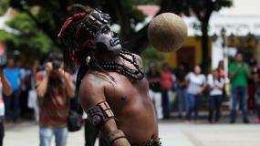 Čuvaju tradiciju: Potomci Maja igraju drevnu sportsku igru