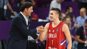 FANTASTIČAN MOMENAT Kad legende prilaze da čestitaju, a Bogdanu je samo jedno na umu /FOTO/