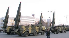 OTR-21 Toczka - taktyczne zestawy rakietowe klasy ziemia-ziemia