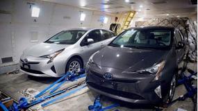 Frankfurt 2015: Toyota Prius IV na zdjęciach szpiegowskich