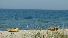 Polska - plażowa Jastarnia