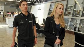 Kamil Stoch odebrał nowego Mercedesa