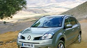 Renault Koleos - Nareszcie prawdziwy SUV