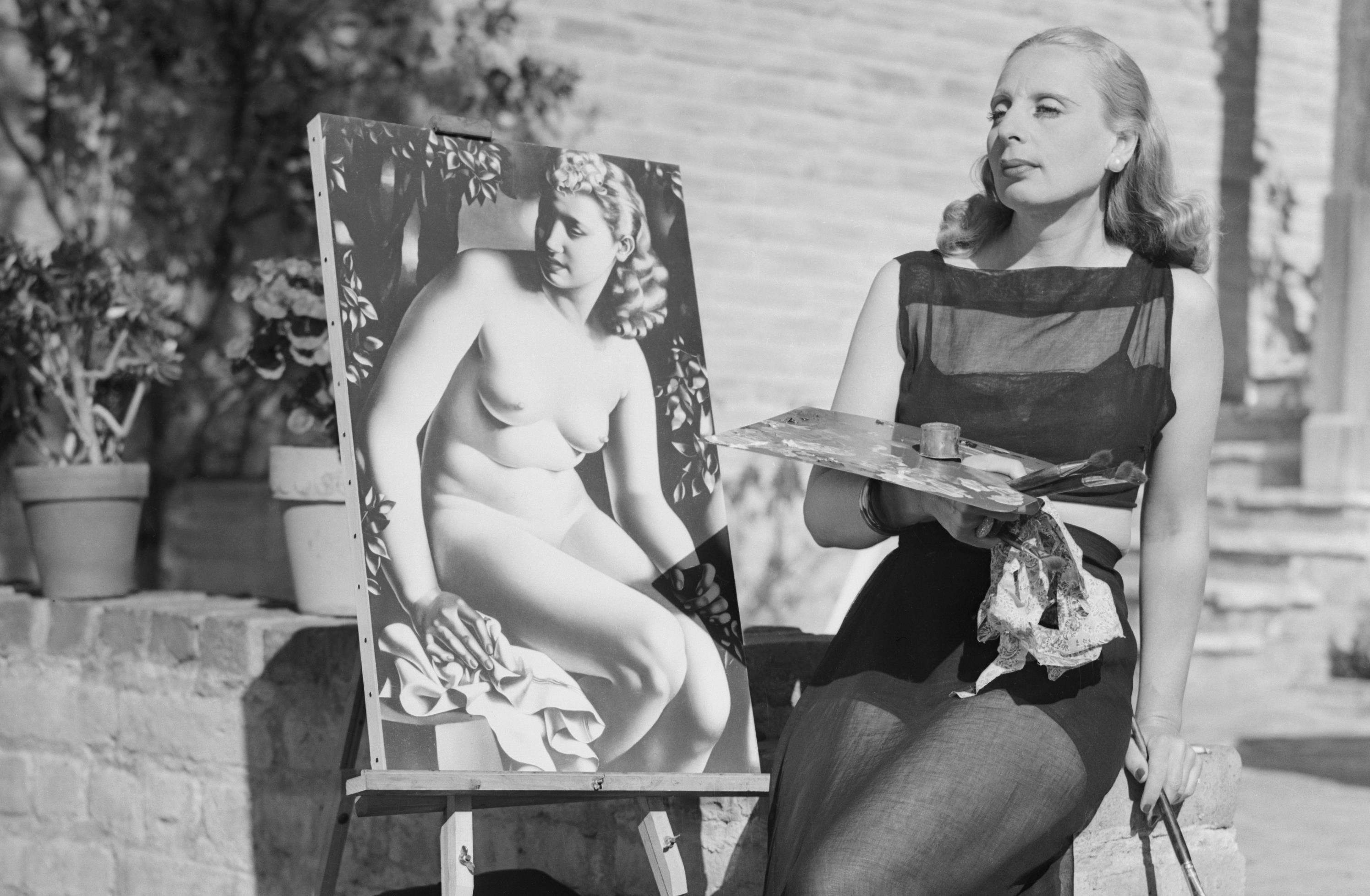 Tamara Łempicka. Seks, narkotyki i art deco. Sylwetka - Historia ...
