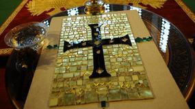 DŽINOVSKI MOZAIK IZ RUSIJE Evo kako izgleda prvi kamen mozaika kojim će biti ukrašena kupola Hrama Svetog Save