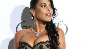 Seksowna Ayem Nour w Cannes