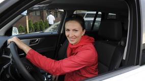 Monika Pyrek wymieniła samochód
