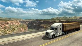 American Truck Simulator - Nowy Meksyk na nowych screenach