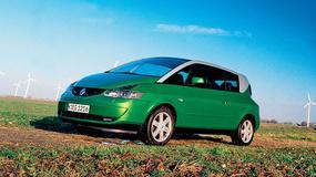 Renault Avantime - klasyk dla fanów designu