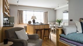 Wygodne strefy relaksu w 30-metrowym mieszkaniu